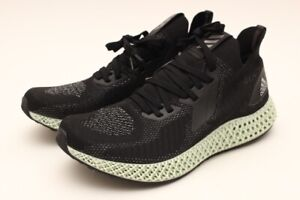 ADIDAS ALPHAEDGE 4D - REFLECTIVE  CORE BLACKWHITE FV4686 UNISEXMENS SIZES