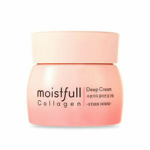 ETUDE HOUSE Moistfull Collagen Deep Cream 75ml $15.54