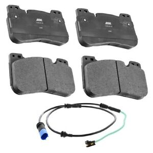 Front Brake Pad Set and Wear Sensor Kit Genuine For BMW F90 M5 Base Competition