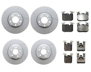 Genuine Front Rear Brake Kit Disc Rotors Pads For BMW F30 F32 F33 M Sport Brakes