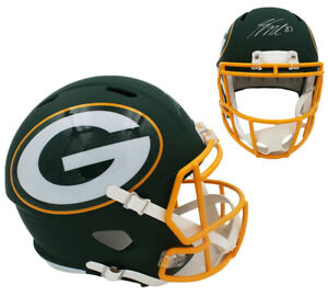 Jordy Nelson Signed Green Bay Packers Speed AMP Full Size NFL Helmet
