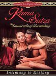 Kama Sutra: The Sensual Art of Lovemaking Intimacy to Ecstasy NEW DVD