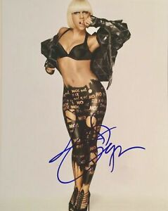 Lady Gaga Autographed Signed 8x10 Photo REPRINT $9.99