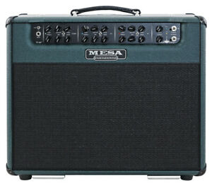 Mesa Boogie Triple Crown TC-50 112 Combo amp in Emerald Green