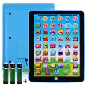 Educational Toys For 2 3 4 5 Year Olds Interactive Kids Learning Tablet Toddlers