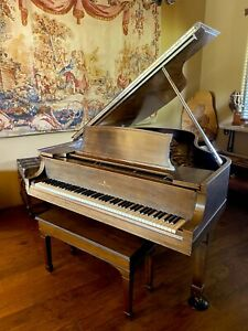 Steinway Grand Piano Victorian Age 1925 Model
