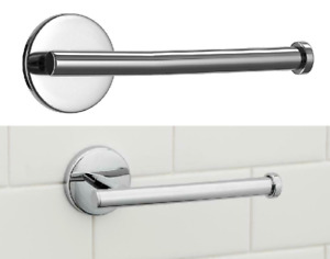 Glacier Bay Dorset Single Post Toilet Paper Holder in Chrome, Modern Bath Decor