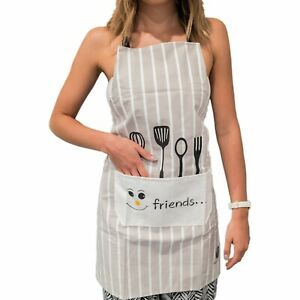 Aprons for women - Japanese Style, Apron with Large Pocket, Waterproof Fabric