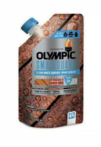 Olympic Smart Guard Clear Multi-Surface Spray Sealer 500sq ft