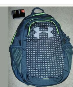 NWT Boys UNDER ARMOUR Scrimmage Storm Backpack!! Nice FS $30.00
