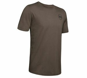 Under Armour Men's Freedom Flag Camo Short Sleeve Tee Maverick Brown $25.00