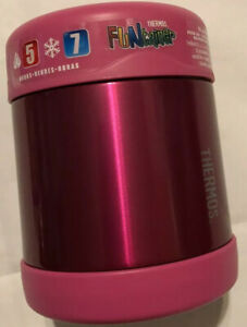 Thermos Funtainer  Food Jar (10 oz, Pink)