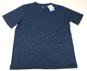 Zity Mens Quick Dry T Shirt Athletic Moisture Wicking Dry Fit Running Shirts 3XL $4.49