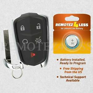 For HYQ2AB ATS CTS Cadillac Remote Fob Entry $24.95