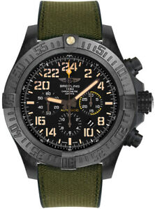 Breitling Avenger Hurricane Military Limited Edition Watch XB12101ABF46-283S