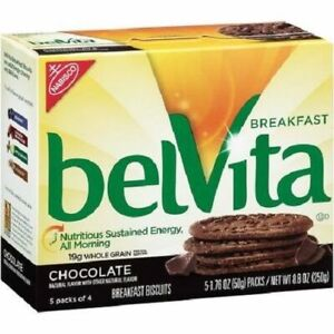 Belvita Chocolate Breakfast Biscuits