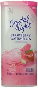 Crystal Light Strawberry Watermelon Drink Mix