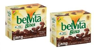 Belvita Breakfast Bites Chocolate 2 Box Pack