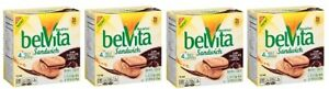 Belvita Breakfast Sandwich Dark Chocolate Creme 4 Pack