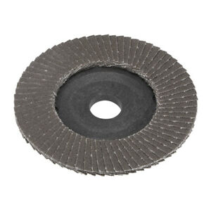 4 Inch Flap Discs 72 Page Grinding Wheels for Angle Grinders 120 Grits