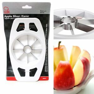 Stainless Steel Apple Slicer Cutter Corer Chopper Peeler Pear Fruit Easy Cut