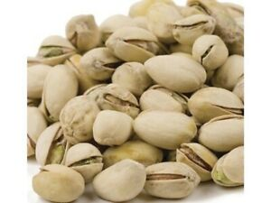 PISTACHIOS - Roasted / Salted Pistachio - Select Weight