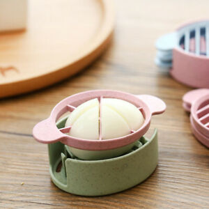 3 in 1 Egg Cutter For Wheat Straw Multifunction Kitchen Slicer Home Chopper M P1