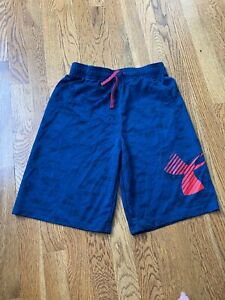 Boys Under Armour Shorts Size Youth L EUC $14.99