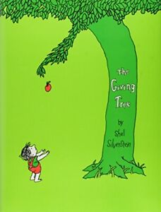 The Giving Tree Rise and Shine by Shel Silverstein Hardback Book The Fast Free $5.69