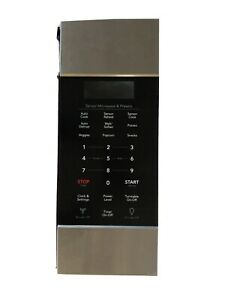 5304509662 Frigidaire microwave Stainless and Black Control panel Electrolux
