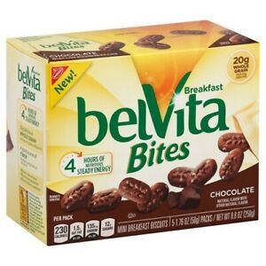 Belvita Breakfast Bites Chocolate
