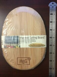 Homegrown Gourmet Harvest Cutting Board Mini Small Travel Size