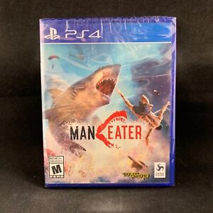 ManEater PS4 PlayStation 4 BRAND NEW