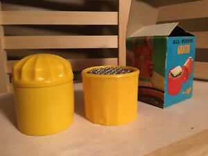 Vintage 1970s Chadwick-Miller ALL-PURPOSE GRATER Kitchen Tool Cheese Nuts NIB
