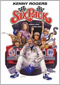 SIX PACK DVD 1982 NEW & SEALED