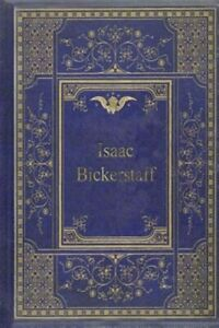 Isaac Bickerstaff, Paperback by Steele, Richard, Like New Used, Free shipping...