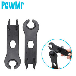 1 Pair Fits Connector Tools Spanner Wrench Assembly for Solar Panel Cable