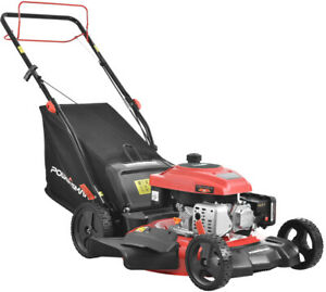 Self Propelled Walk Behind Lawn Mower Lightweight Compact 21quot; 170cc Gas New $271.79