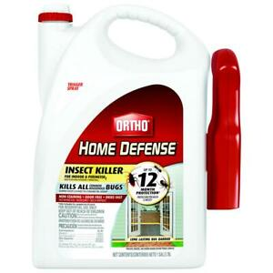 Ortho Home Defense Insect Killer for Indoor amp; Ready To Use Trigger Sprayer 1 Gal $11.68