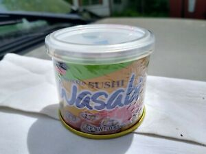 Hime Powdered  Sushi Wasabi 0.88oz Product Of Japan Sealed Best by Date 9/10/20