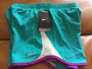 Nike Running Tempo Dash Youth girls Size L Shorts 716734 312 NWT$25.00 $16.99