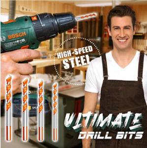 Ultimate Drill Bits (4pcs) - Last Day Promotion!!! 60% Off