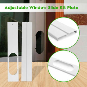 2/3PCS Adjustable Window Slide Kit Plate For Portable Air Conditioner new US