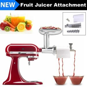 Fruit Vegetable Strainer Food Meat Grinder Attachment For KitchenAid Stand Mixer