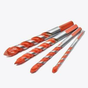 Ultimate Drill Bits (4pcs) -Multifunctional Ceramic Glass Hole Working Sets Kit