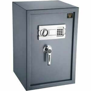Large Home Office Sentry Safe Electronic Lock Box Security Steel $152.01