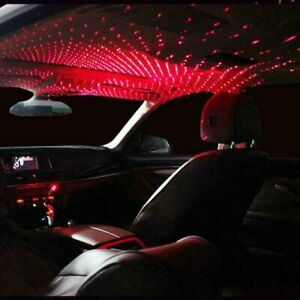 Plug and Play Car and Home Ceiling Romantic USB Night Light Party Xmas US SELL $6.49