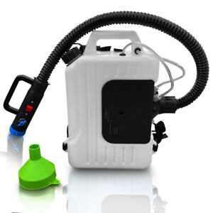 ULV Electric Backpack Fogger Cold Fogging Disinfectant Machine US SAME DAY SHIP