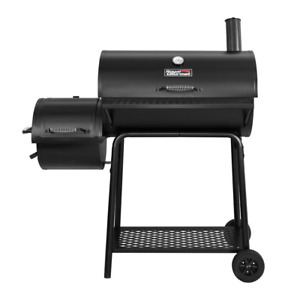 30in Charcoal Grill Outdoor Patio Cooking BBQ Barbecue Smoker Garden Yard