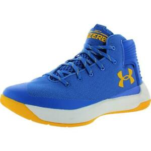 Under Armour Mens SC 3Zero Mesh Trainer Basketball Shoes Sneakers BHFO 8625 $59.99